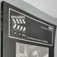 Cine: REVISTA DE CINE Y FOTOGRAFIA DE VENEZUELA ENCUADRE 3-3-85 MUY RARA. Lote 248789620