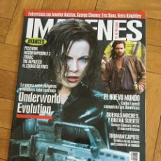 Cine: REVISTA CINE IMAGENES # 255 UNDERWORLD EVOLUTION COLIN FARREL TRUMAN CAPOTE. Lote 249482505