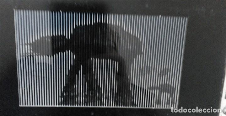 Cine: STAR WARS 11 ICONIC SCENES FRON A SCANIMATION HOLOGRAMAS ANIMADOS BOOK RUFUS BUTLER SEDER IMAGENES A - Foto 3 - 249586265