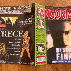 Cine: FANGORIA Nº 1 (SEGUNDA EPOCA). Lote 250123810