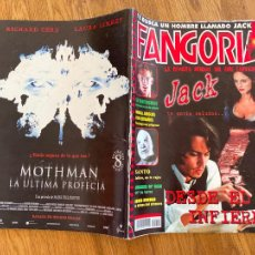 Cine: FANGORIA Nº 10 (SEGUNDA EPOCA) -. Lote 250125265