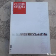 Cinema: CAHIERS DU CINEMA Nº 14, CINE INVISIBLE,. Lote 250130575