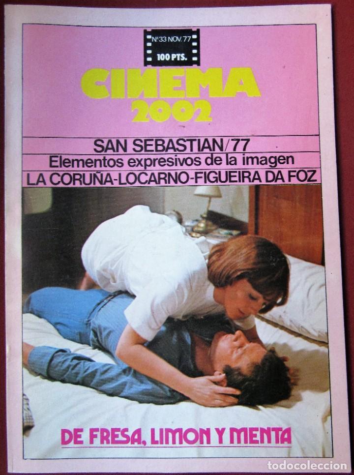CINEMA 2002 NÚMERO 33 (Cine - Revistas - Cinema)