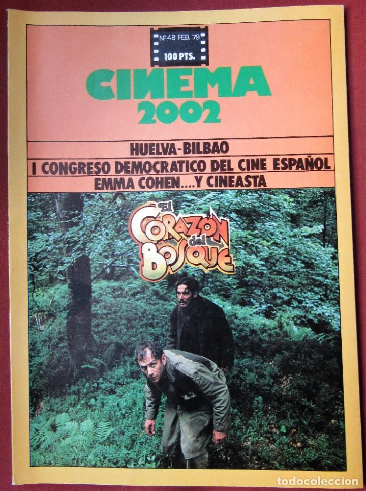 CINEMA 2002 NÚMERO 48 (Cine - Revistas - Cinema)