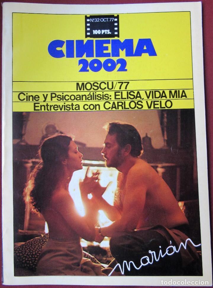 CINEMA 2002 NÚMERO 32 (Cine - Revistas - Cinema)