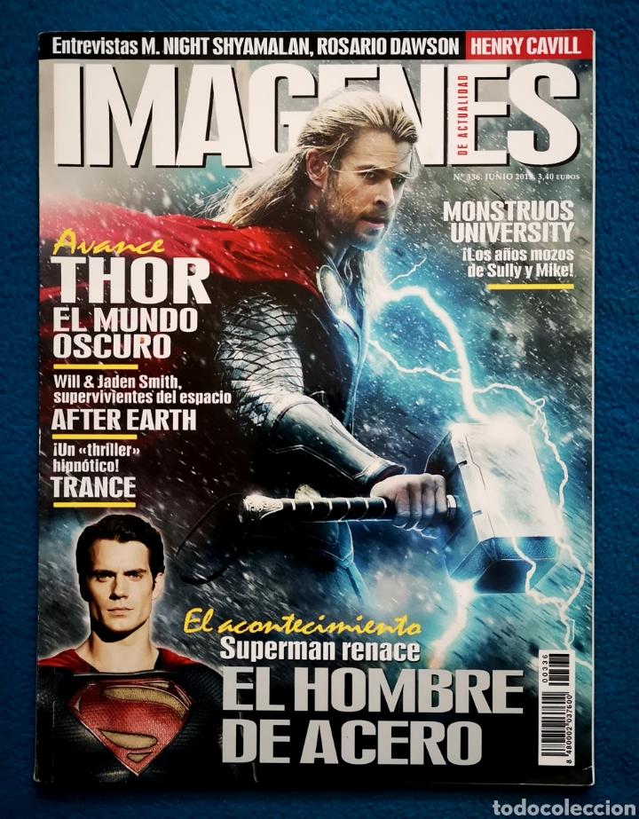 IMAGENES DE ACTUALIDAD - N. 336 - - JUNIO 2013 (Cine - Revistas - Imágenes de la actualidad)