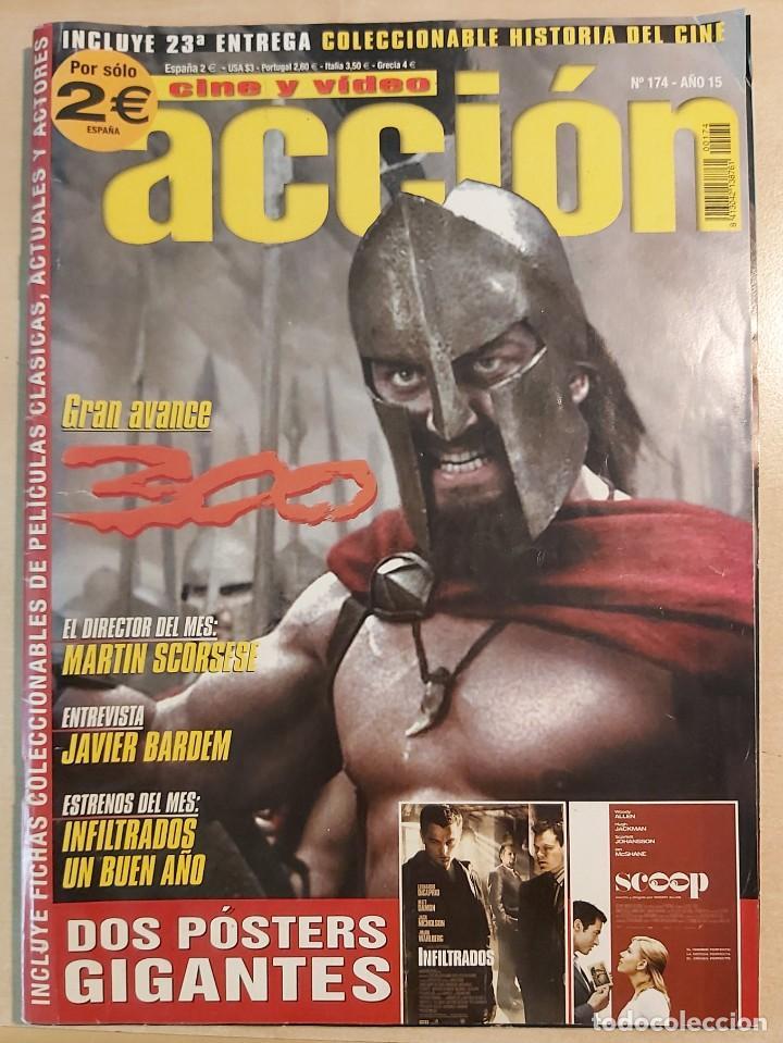 REVISTA ACCIÓN Nº174 (Cine - Revistas - Acción)