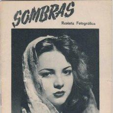 Cine: SARA MONTIEL REVISTA SOMBRAS. Lote 251911165