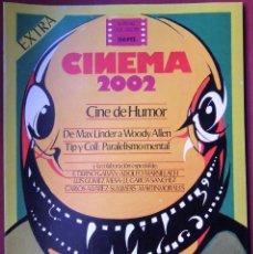 Cine: CINEMA 2002 NÚMERO 41-42 - EXTRA. Lote 252564490