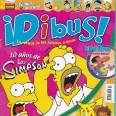 Cine: REVISTA ¡DIBUS! Nº 2, EDITADA EN EL AÑO 2000.. Lote 252738510