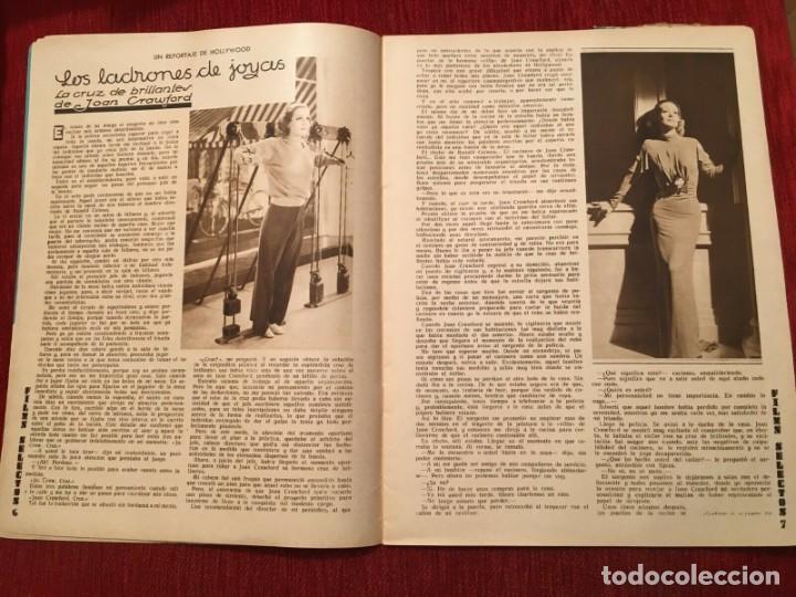 Cine: REVISTA FILM SELECTOS 1934 Joan Crawford Pat Paterson Gordon Westcott Wanda Perry - Foto 2 - 252776790
