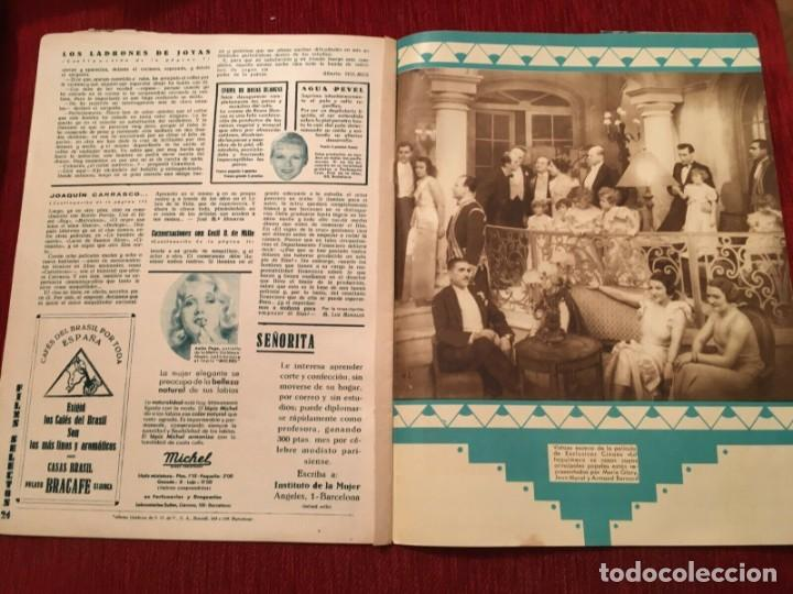 Cine: REVISTA FILM SELECTOS 1934 Joan Crawford Pat Paterson Gordon Westcott Wanda Perry - Foto 4 - 252776790