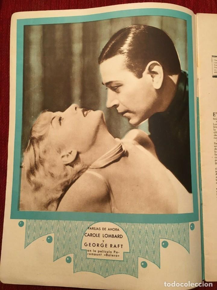 Cine: REVISTA FILM SELECTOS 1934 Shirley Temple Baby Le Roy Charles Farrell Marta Eggerth - Foto 6 - 252777340