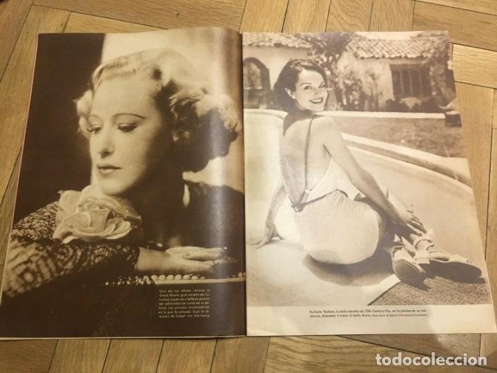 Cine: REVISTA FILM SELECTOS Shirley Temple Joan Crawford Ann Sothern Grace Moore Rochelle Hudson - Foto 5 - 252780575