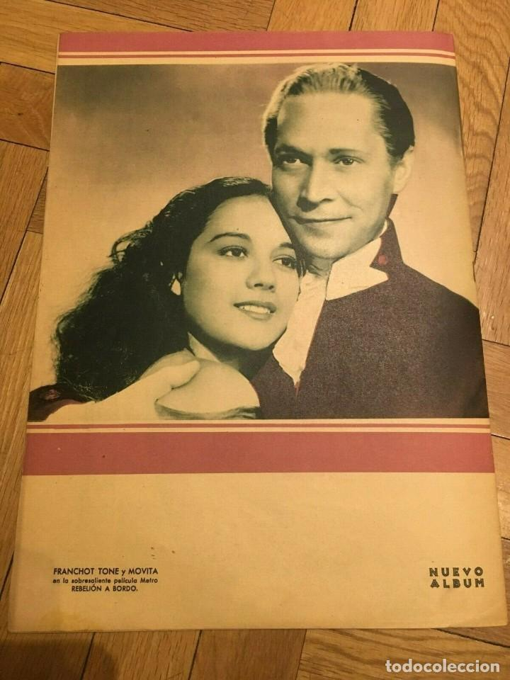 Cine: REVISTA FILM SELECTOS Shirley Temple Joan Crawford Ann Sothern Grace Moore Rochelle Hudson - Foto 6 - 252780575
