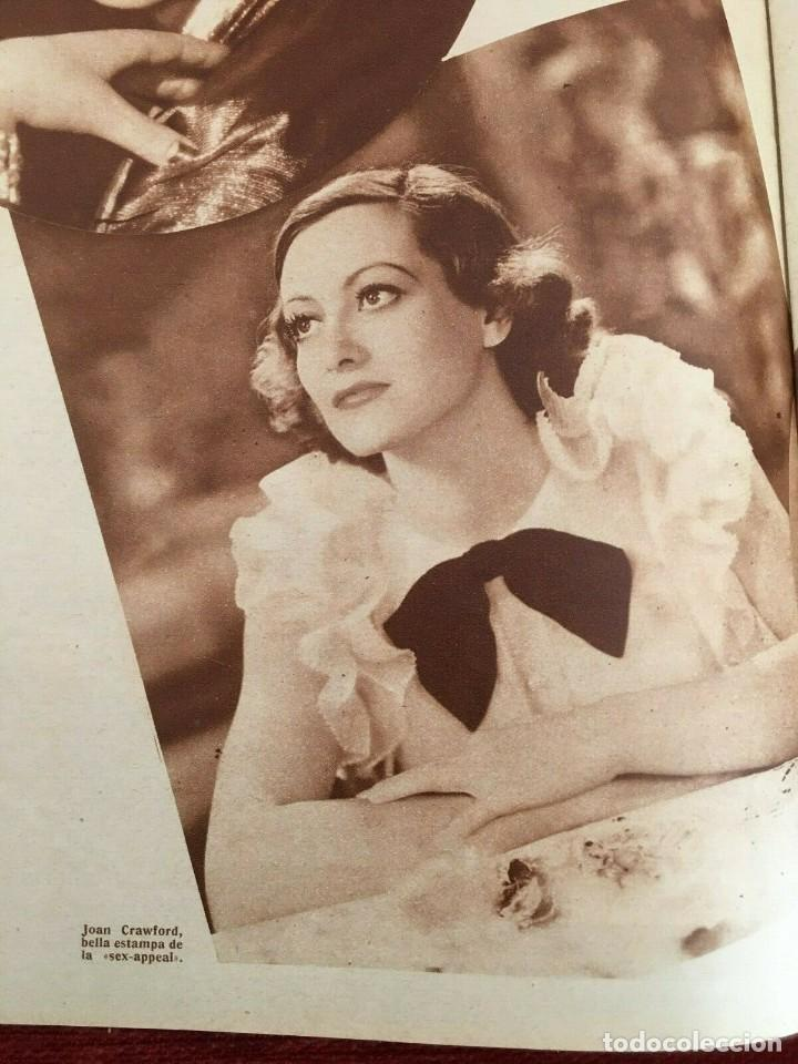 Cine: REVISTA FILM SELECTOS Kay Francis Shirley Temple Joan Crawford Lily Pons Rochelle Hudson - Foto 3 - 252780880