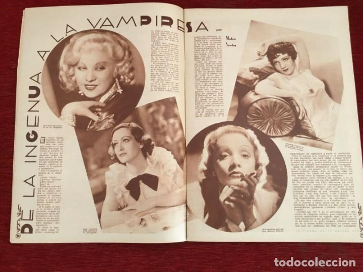 Cine: REVISTA FILM SELECTOS Kay Francis Shirley Temple Joan Crawford Lily Pons Rochelle Hudson - Foto 4 - 252780880