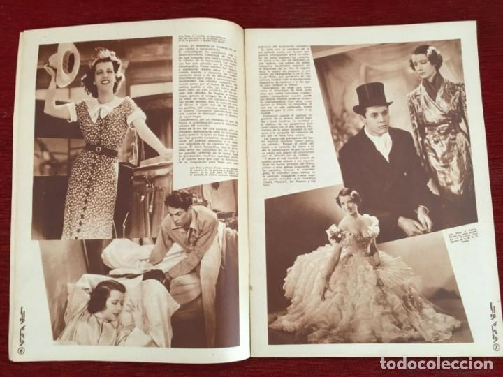 Cine: REVISTA FILM SELECTOS Kay Francis Shirley Temple Joan Crawford Lily Pons Rochelle Hudson - Foto 6 - 252780880