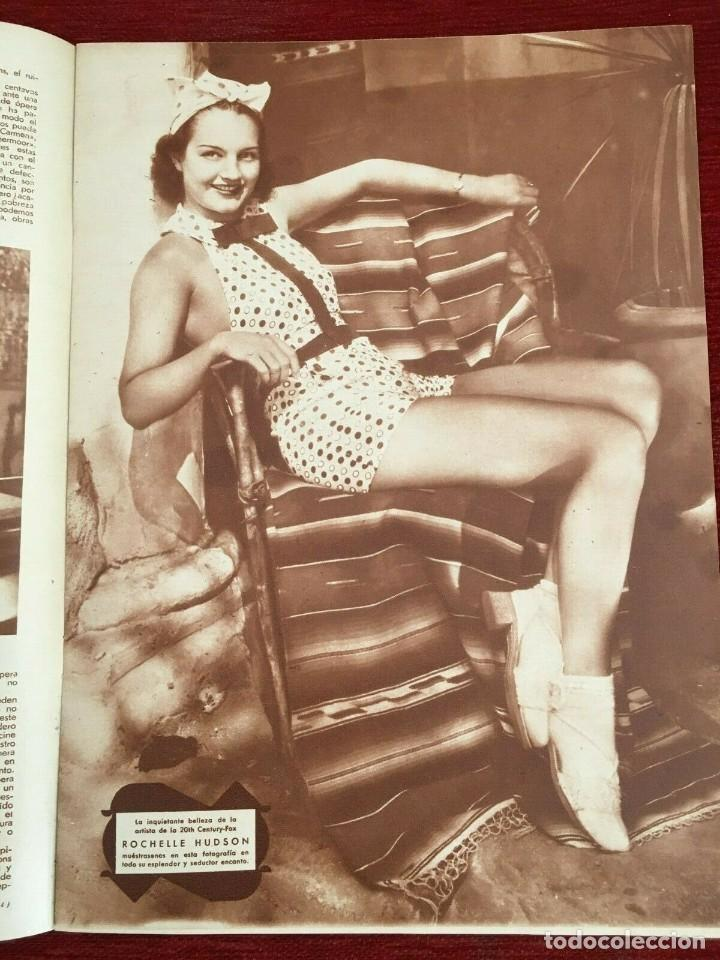 Cine: REVISTA FILM SELECTOS Kay Francis Shirley Temple Joan Crawford Lily Pons Rochelle Hudson - Foto 7 - 252780880