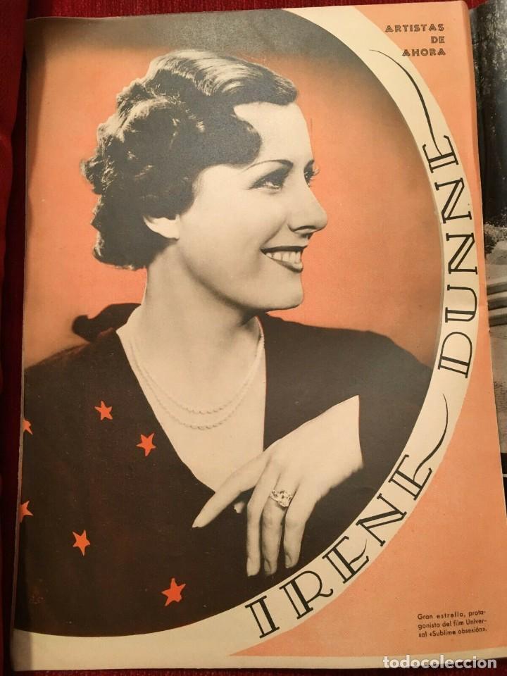 Cine: REVISTA FILM SELECTOS Shirley Temple on Cover Pat OBrien Irene Dunne Elizabeth Allan - Foto 3 - 252781085