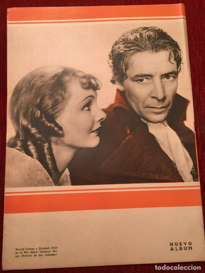 Cine: REVISTA FILM SELECTOS Shirley Temple on Cover Pat OBrien Irene Dunne Elizabeth Allan - Foto 4 - 252781085