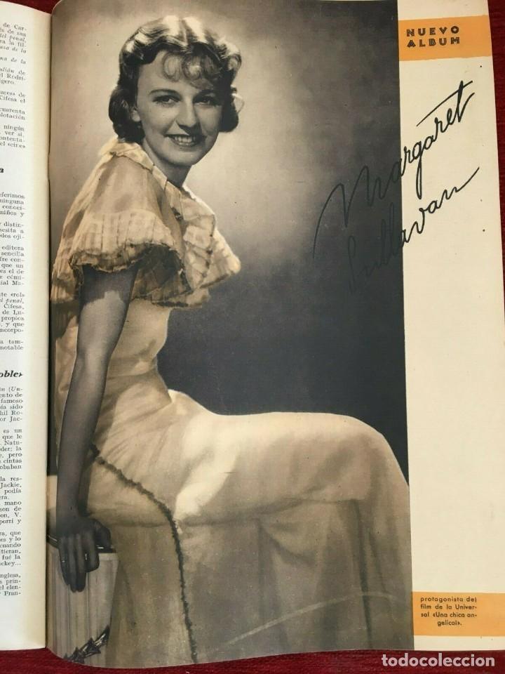 Cine: REVISTA FILM SELECTOS Shirley Temple Miriam Hopkins Josephine Hutchinson Ann Sothern 1936 - Foto 5 - 252781235