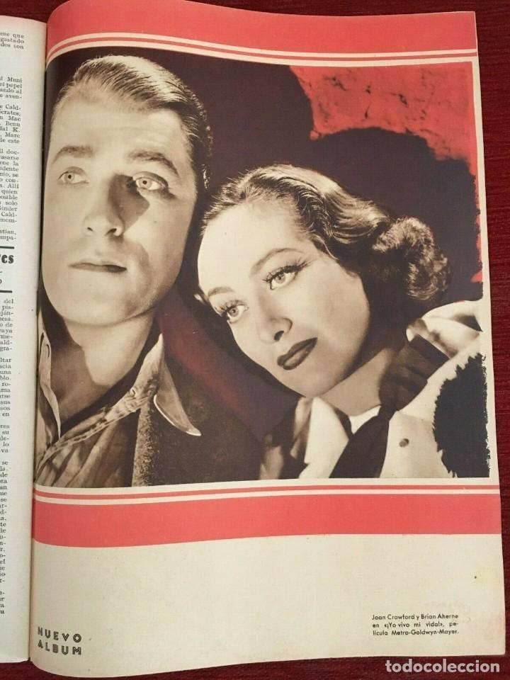 Cine: REVISTA FILM SELECTOS Shirley Temple Joan Crawford Margaret Lindsay Sybil Jason June Lang - Foto 4 - 252781310