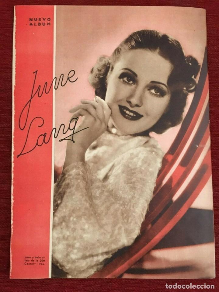 Cine: REVISTA FILM SELECTOS Shirley Temple Joan Crawford Margaret Lindsay Sybil Jason June Lang - Foto 5 - 252781310