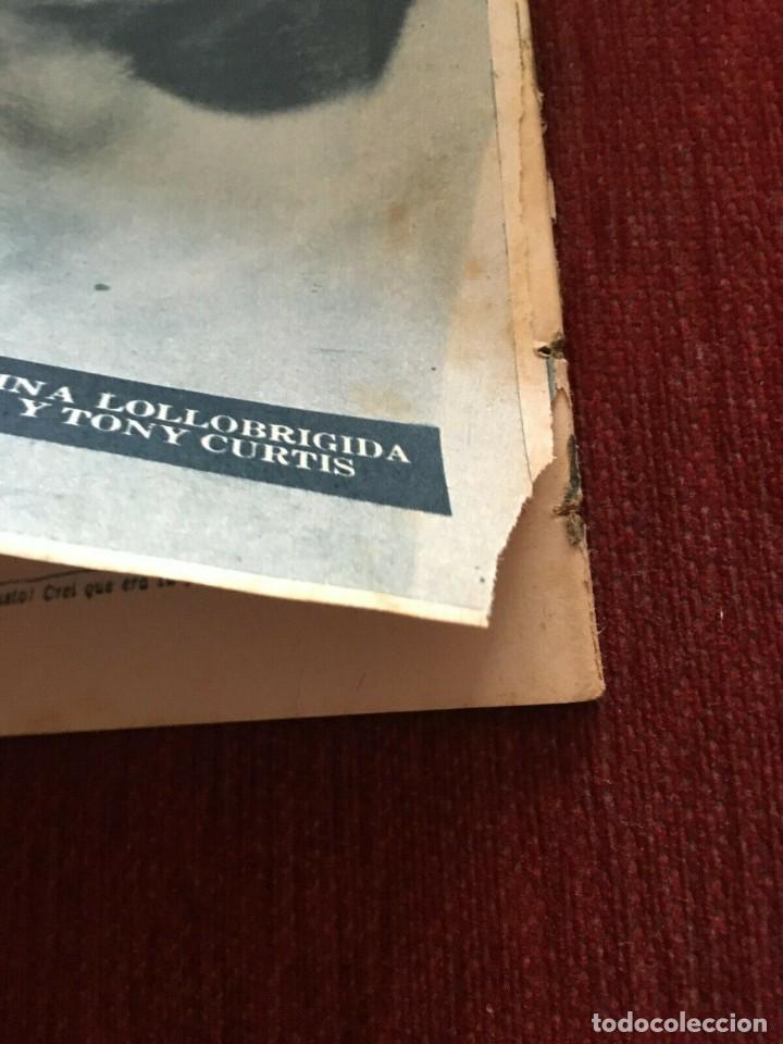 Cine: REVISTA RADIOCINEMA Shirley Temple Dody Willtohn Sofia Loren Tony Curtis Gina Lollobrida - Foto 5 - 252782125