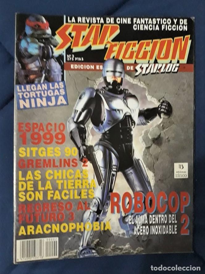 STAR FICCIÓN Nº 2 - ZINCO (Cine - Revistas - Star Ficcion)
