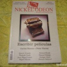 Cine: NICKEL ODEON Nº 21. INVIERNO 2000. ESCRIBIR PELICULAS. REVISTA DE CINE. Lote 253166210