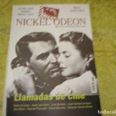 Cine: NICKEL ODEON Nº 32. OTOÑO 2003. LLAMADAS DE CINE. REVISTA DE CINE. Lote 253166400