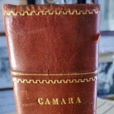 Cine: REVISTA CAMARA, ENCUADERNADA, AÑO 1945 COMPLETO, Nº 48 A 71, 24 REVISTAS. Lote 253210455