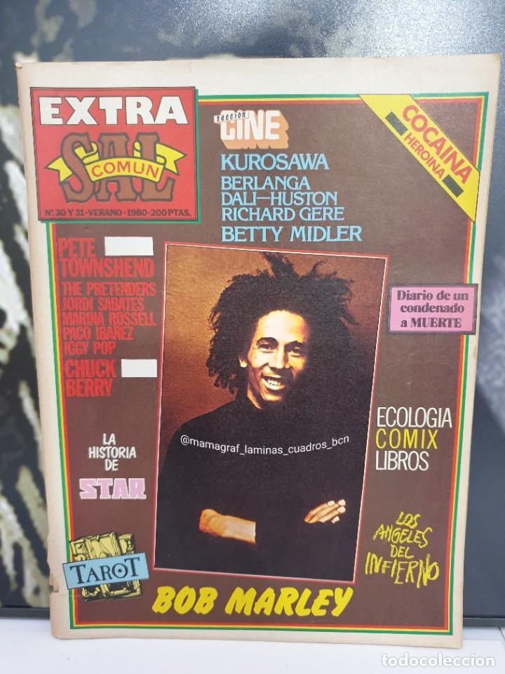 EXTRA SAL COMUN. VERANO 1980. MAMAGRAF (Cine - Revistas - Acción)