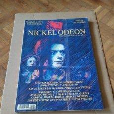 Cine: REVISTA NICKEL ODEON Nº 2 AÑO 1996. COVERSACIONES CON DEBORAH KERR DOMANTICISMO Y MELODRAMA.. Lote 253866315