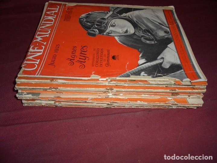 Cine: magnificas 15 revistas antiguas cine mundial de los años 20 - Foto 2 - 253873535