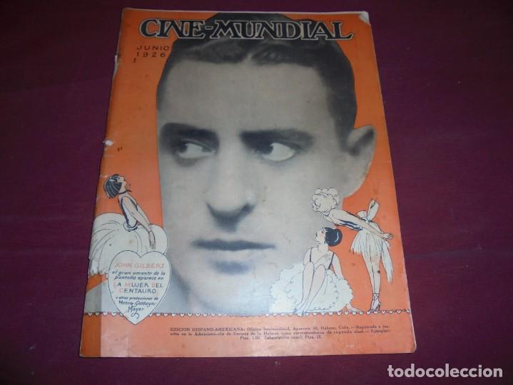 Cine: magnificas 15 revistas antiguas cine mundial de los años 20 - Foto 3 - 253873535