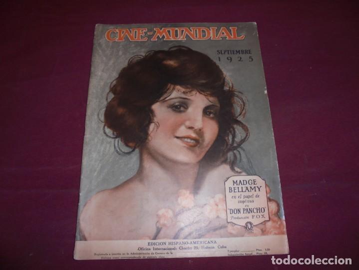 Cine: magnificas 15 revistas antiguas cine mundial de los años 20 - Foto 4 - 253873535