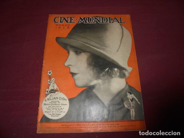 Cine: magnificas 15 revistas antiguas cine mundial de los años 20 - Foto 5 - 253873535