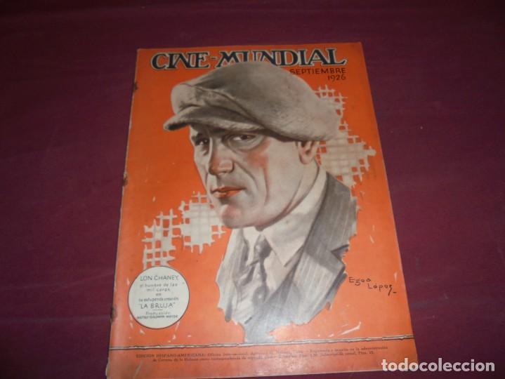 Cine: magnificas 15 revistas antiguas cine mundial de los años 20 - Foto 7 - 253873535