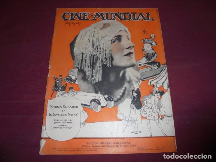Cine: magnificas 15 revistas antiguas cine mundial de los años 20 - Foto 8 - 253873535