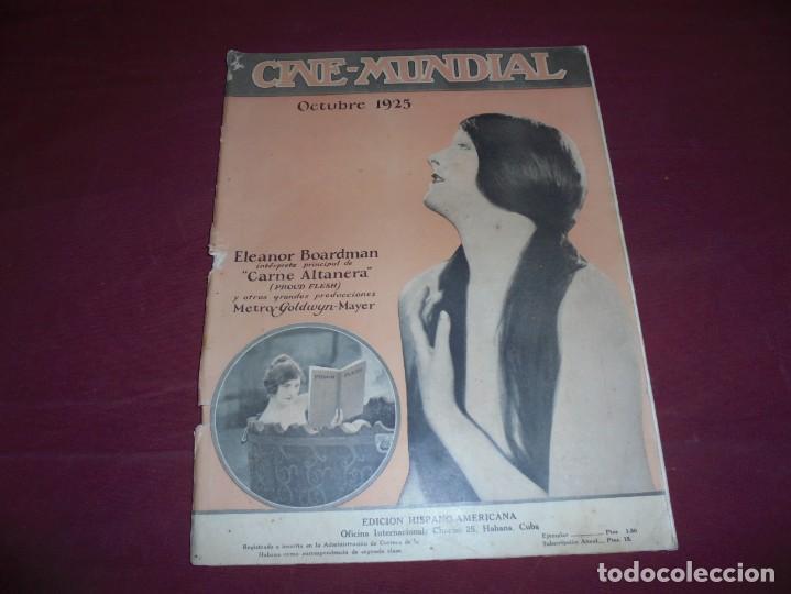 Cine: magnificas 15 revistas antiguas cine mundial de los años 20 - Foto 9 - 253873535