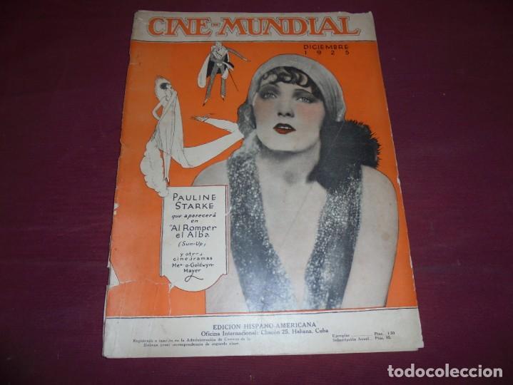 Cine: magnificas 15 revistas antiguas cine mundial de los años 20 - Foto 10 - 253873535