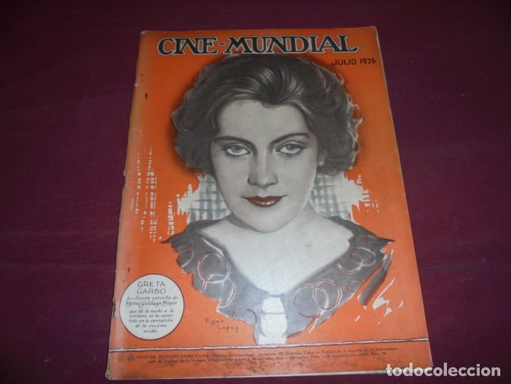 Cine: magnificas 15 revistas antiguas cine mundial de los años 20 - Foto 11 - 253873535