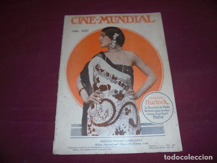 Cine: magnificas 15 revistas antiguas cine mundial de los años 20 - Foto 12 - 253873535