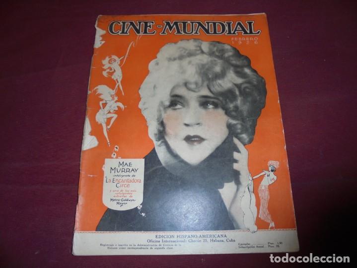 Cine: magnificas 15 revistas antiguas cine mundial de los años 20 - Foto 13 - 253873535