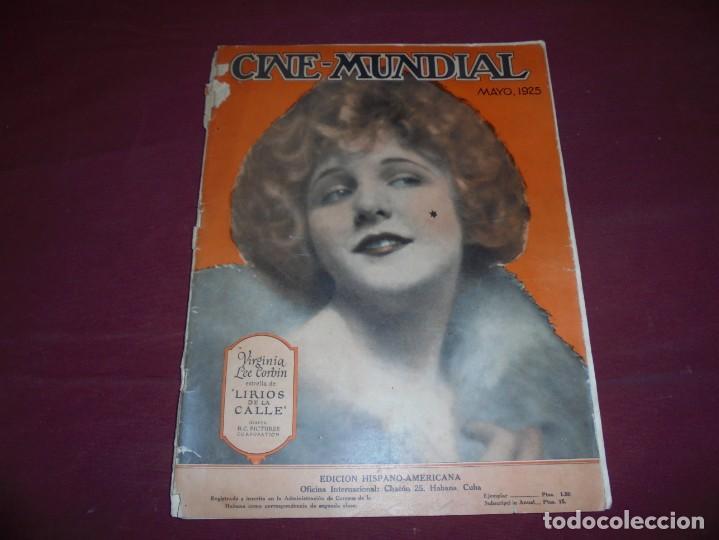 Cine: magnificas 15 revistas antiguas cine mundial de los años 20 - Foto 14 - 253873535