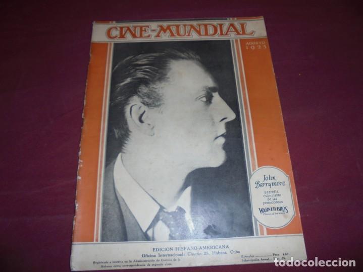 Cine: magnificas 15 revistas antiguas cine mundial de los años 20 - Foto 15 - 253873535