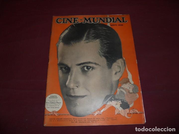 Cine: magnificas 15 revistas antiguas cine mundial de los años 20 - Foto 16 - 253873535