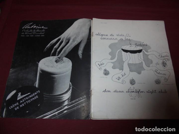 Cine: magnifica antigua revista cinegraf 1934 numero 25, GRETA GARBO - Foto 2 - 253875150